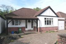 Bungalow to rent in Lyndhurst Avenue...