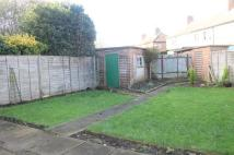 semi detached house to rent in Constance Road...