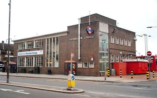 Hounslow Bus Station