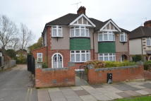 semi detached house to rent in Whitton Avenue West...