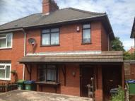 3 bed semi detached house in Grange Road...