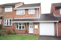 3 bed semi detached property in Wolsey Road, Lichfield