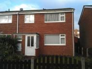 3 bed semi detached home to rent in Christopher Walk...