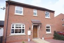 Detached home to rent in Thacker Drive, Lichfield...