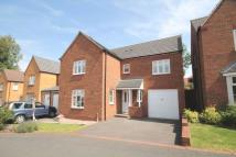 4 bed Detached property in Hastings Meadow Close...