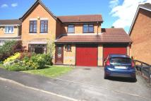 Detached house in Quorndon Rise, Groby