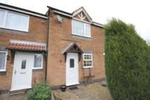 2 bed Terraced home in Swithland Close...