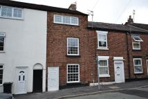 Cottage to rent in High Street, Macclesfield