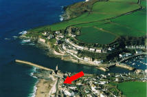 2 bedroom Cottage for sale in Cliff Road, Porthleven...