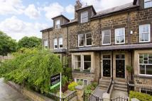 4 bedroom Terraced house in Cornwall Road, Harrogate