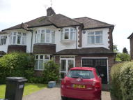 4 bed semi detached home in Cranleigh Gardens...