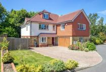 5 bed Detached house in Merrin Hill...