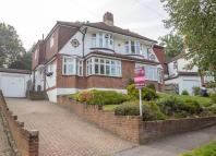 semi detached home in The Woodfields...
