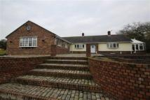 Brookhouse Lane Detached Bungalow for sale