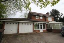 Crewe Road Detached property for sale