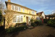 Detached property in Baldock Road...