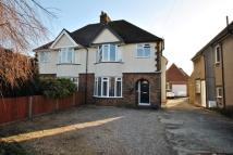 semi detached property for sale in Stotfold Road, Arlesey...