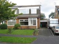 property to rent in Starring Way Littleborough. Three Bed Semi, Gardens, Drive, GCH/DG, Un-furnished.