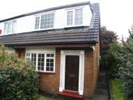 2 bed semi detached house in Blyth Avenue...