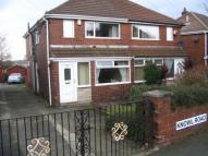 3 bedroom semi detached property to rent in Knowl Road Firgrove.