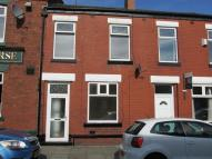 Terraced house in Withington Street...