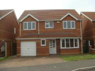 4 bed Detached house in St Clements Way...