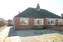 Semi-Detached Bungalow to rent in Terrington Place...