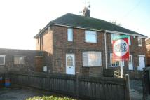 2 bedroom semi detached property in St Ives Crescent, Grimsby