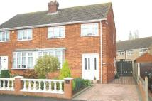 semi detached home to rent in Kenmar Road, Laceby...