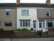 Terraced property in Heneage Road, Grimsby