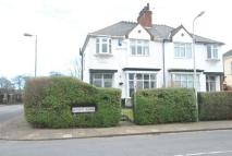 semi detached house in Reporto Avenue, Grimsby