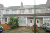 3 bedroom Terraced home to rent in Wentworth Road, GRIMSBY