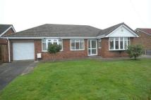3 bed Detached Bungalow in Clyfton Crescent...