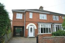 semi detached property to rent in Brocklesby Road, GRIMSBY