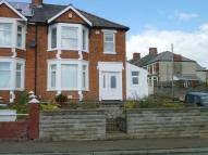 3 bedroom semi detached home to rent in Dock View Road, BARRY...