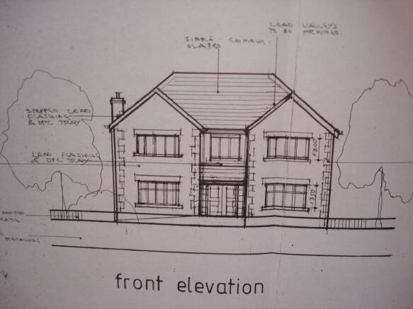 Maes Newydd Front El