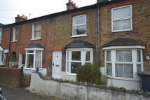 Terraced home in Totteridge Road...