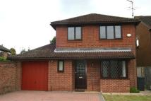 Detached house in Ferndale Close...