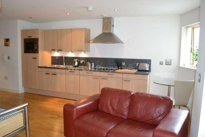 Studio Apartment To Rent In Jefferson Place Manchester
