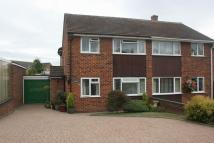 3 bed semi detached house for sale in Station Road, Pershore
