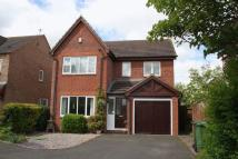 4 bed Detached house for sale in Comice Grove, Crowle...