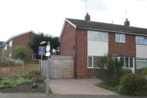 Terraced house in Redlands, Pershore