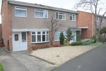 3 bed semi detached property for sale in Sebright Close, Pershore