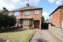 3 bed semi detached property in Highfield Road, Kempston...