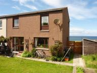 3 bedroom semi detached home to rent in Fraser Road, Burghead...