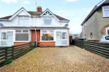 2 bedroom semi detached home in Swindon Road, Swindon