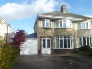 semi detached property in Bouverie Avenue, Swindon...