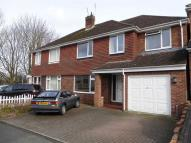 5 bedroom semi detached house in Buckingham Road, Swindon...
