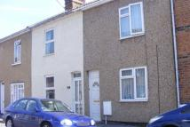 Terraced house in Albion Street, Swindon...