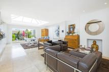 Terraced home for sale in Brookwood Road, SW18